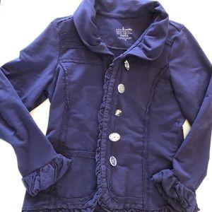 Neon Buddah Soft, Tailored Jacket, Medium. EUC